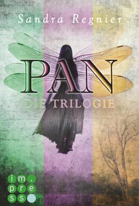 [Rezension] Die Pan-Trilogie - Sandra Regnier