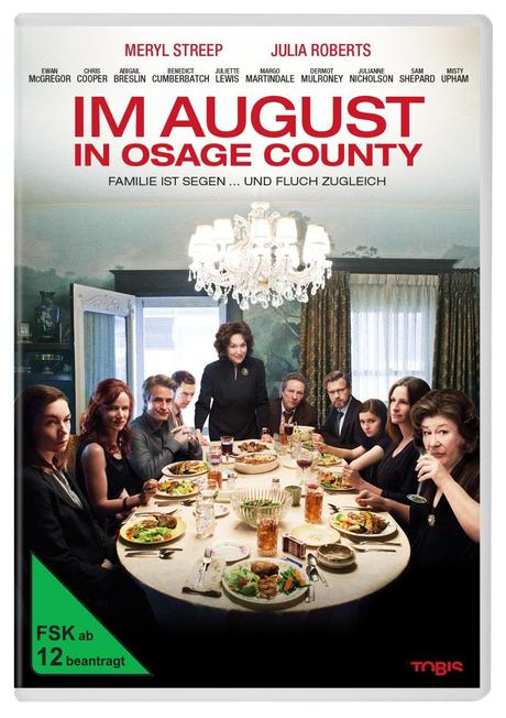 Im August in Osage County Kritik Review Filmkritik