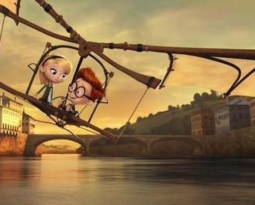 """""""Die Abenteuer von Mr. Peabody & Sherman"""" von Rob Minkoff"""