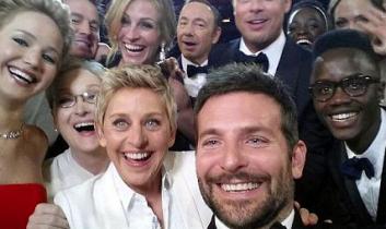 "Die Oscar-Bilanz: DeGeneres (Selfie, Pizza), ""Star is born"" Nyong´o, McConaughey die großen Sieger"