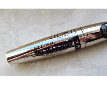 Catrice Better Than False Lashes Mascara Ultra Black