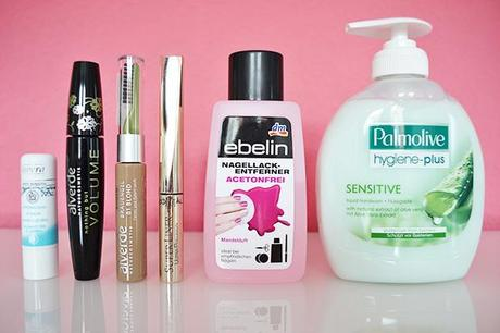 Drogerie Haul Februar 2014 Make-up