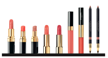 Chanel Collection Variation Le Rouge 2014