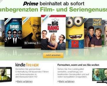 Serienjunkie und Amazon Prime Nutzer