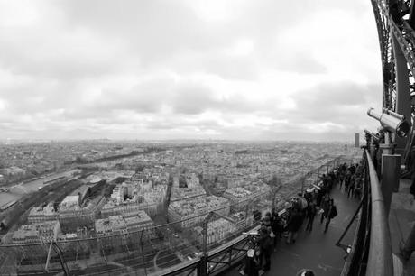Sightseeing in Paris