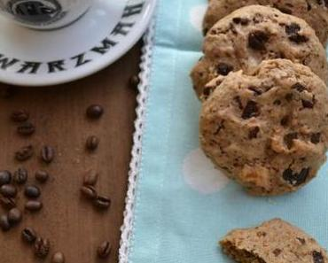 Walnut Coffee Cookies