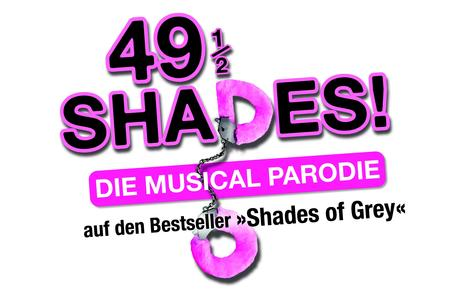 copyright Mehr Entertainment Logo 49 1 2 SHADES Die Musicalparodie Berlinspiriert Kultur: Die Persiflage auf den Bestseller Shades of Grey