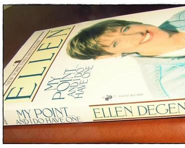 [Rezension] My Point Is ... And I Do Have One (Ellen DeGeneres)