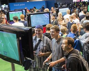 Gamescom 2014: Diese Aussteller sind unter anderem dabei