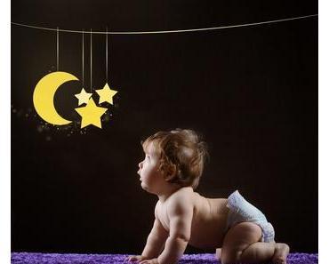 Sterne fallen nicht vom Himmel, sie werden geboren!