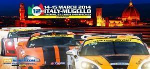 Erste Auflage Dunlop 12H ITALY-MUGELLO verspricht spannenden Rennsport