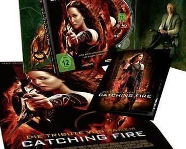 Neuerscheinungen auf BluRay Disk - Die Tribute von Panem Catching Fire