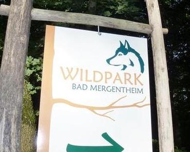 Wildpark in Bad Mergentheim - auch der schönste Ausflug geht einmal zu Ende
