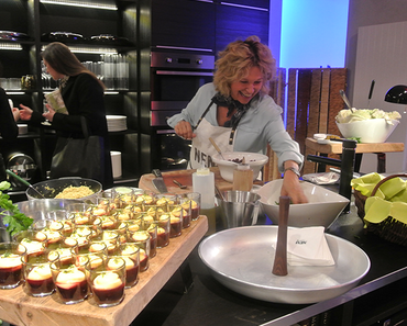 Ikea Küchenparty mit Haya Molcho