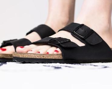Die Birkenstock Komfort Sandale