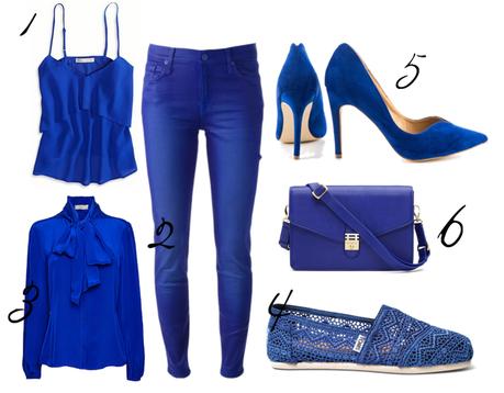 Blau Sind Alle Meine Kleider