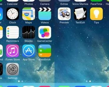 Gerüchte zu iOS 8 (Zusammenfassung)