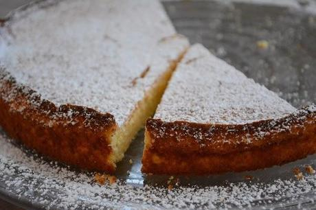 Bake and the City - Ricotta Kuchen