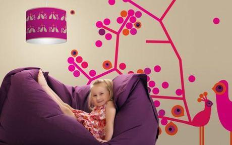 tapeten f r das kinderzimmer. Black Bedroom Furniture Sets. Home Design Ideas