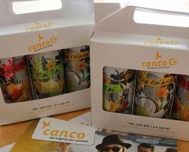Canco - Cocktails aus der Dose