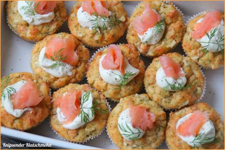 Lachs Muffins *