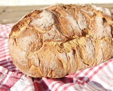 Brot aus dem Topf: außen knusprig, innen weich
