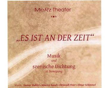 """MeRztheater Hannover: Jubiläumsprogramm """"Es ist an der Zeit"""", März bis September 2014"""