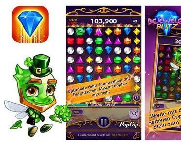 Bejeweled Blitz feiert St. Patrick's Day