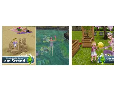 Neue Quests und Inhalte für Die Sims Freispiel ab sofort spielbar