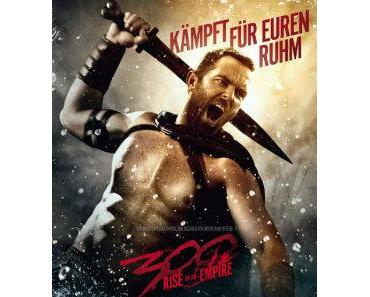 300 - TEIL 2 - RISE OF AN EMPIRE - KRITIK