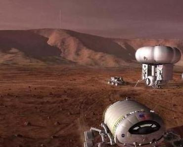 Big Brother auf dem Mars?