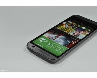 HTC M8: der Nachfolger der HTC One