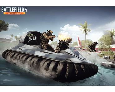 """Battlefield 4: Beschreibung der Karten aus """"Naval Strike"""""""