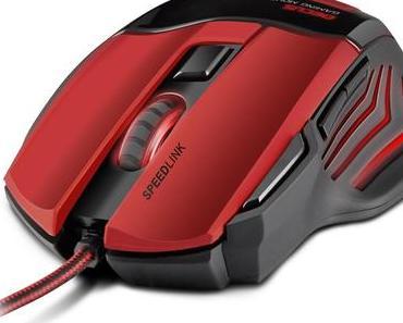 Die Speedlink DECUS Gaming Mouse im Test