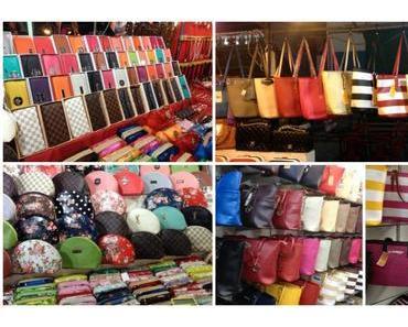 Shopping in Thailand….bis Du schielst!