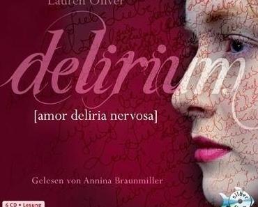 [Rezension] Delirium