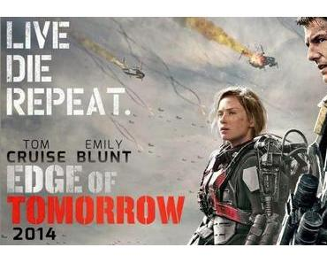 "Trailerpark: Sci-Fi-Krieg meets ""Groundhog Day"" - Neuer Trailer zu EDGE OF TOMORROW"
