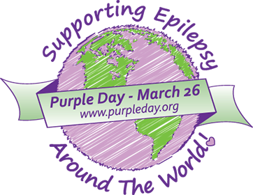 Purple Day: Der Internationale Epilepsie-Tag