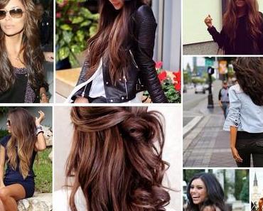 Immer diese Haare...