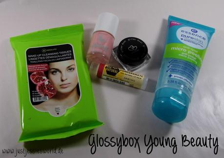 [Boxenchaos] Glossybox Young Beauty