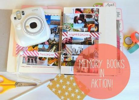 memory books in aktion! // interview #1