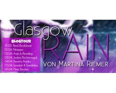 |Blogtour| Glasgow RAIN