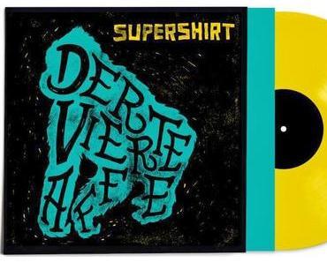 Supershirt: Mal ganz ohne