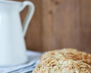 Mandel Buttermilch Kuchen  ♥  Mein Kandidat für Deutschland sucht den Superkuchen