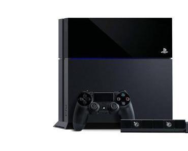 PlayStation 4 - Über 1000 Spiele in Entwicklung
