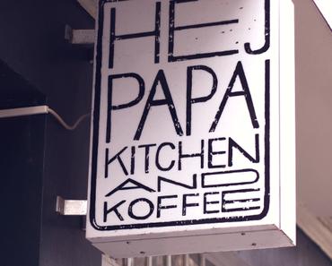 Rund um den Großneumarkt - Teil I: das Café Hej Papa.