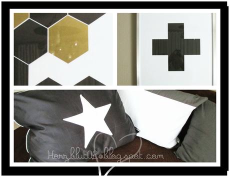 sechseck zeichnen neue deko braucht die wand. Black Bedroom Furniture Sets. Home Design Ideas