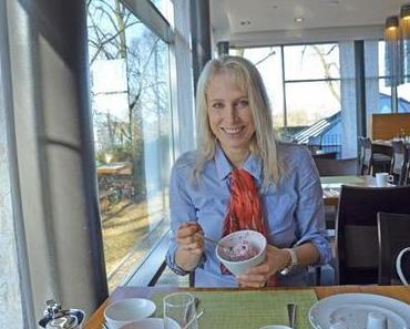 Frühstück im Hamburger Wasserturm und neues Video