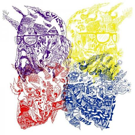 Song of the Day: Portugal. The Man mit Purple Yellow Red and Blue