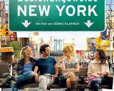 Trailer und Feature - Beziehungweise New York